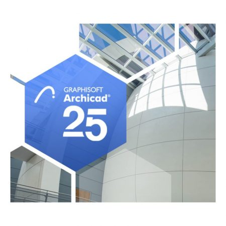 Archicad Upgrade de la 22 la 24 - licenta upgrade permanenta individuala