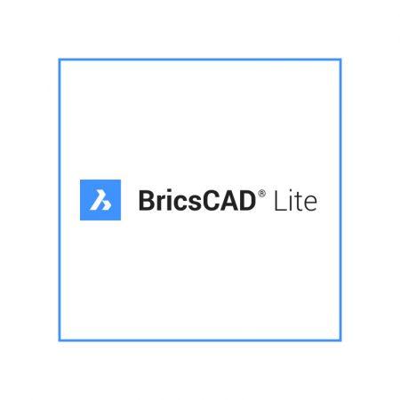 BricsCAD 21 Lite - Subscriptie 1 utilizator 3 ani