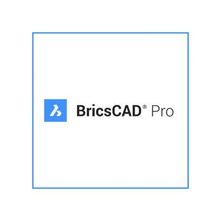 BricsCAD 21 Pro - Subscriptie retea 1 an