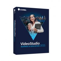 Corel VideoStudio 2021 BE - 1 utilizator - licenta electronica