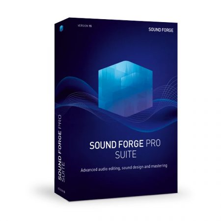Sound Forge Pro 13 Suite - licenta electronica