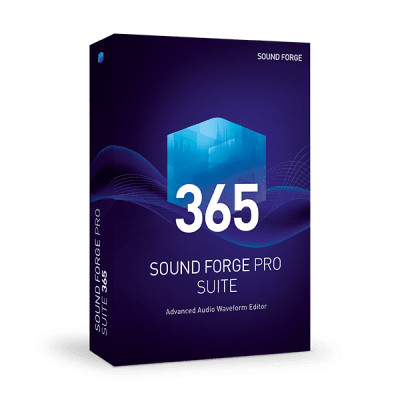 Sound Forge Pro Mac 3 - licenta electronica
