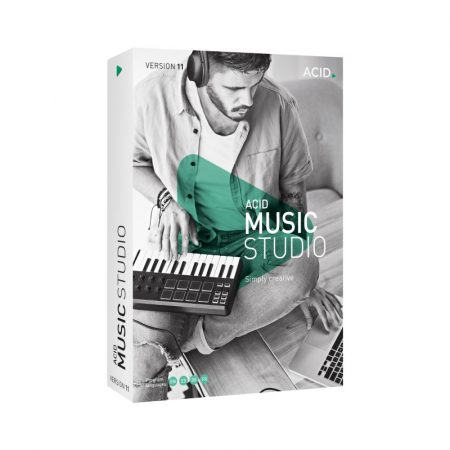 Acid Music Studio 11 - licenta electronica