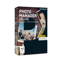 Photo Manger Deluxe - licenta electronica