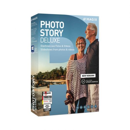Photo Story Deluxe 2020 - licenta electronica