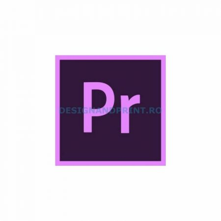 Adobe Premiere Pro CCT Multiple Platforms EU English Education Named License L1 - subscriptie anuala