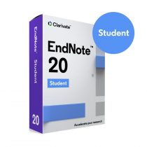 EndNote 20 Student - licenta electronica