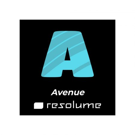 Resolume Avenue 7 - 1 Computer - licenta electronica