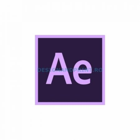Adobe After Effects CCT Multiple Platforms EU English Education Named License L1 - subscriptie anuala