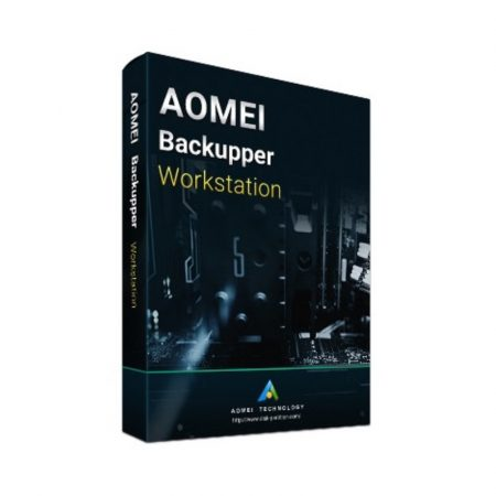 AOMEI Backupper Workstation + Lifetime Upgrade - 1 PC - licenta electronica