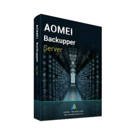 AOMEI Backupper Server - 1 Server - licenta electronica
