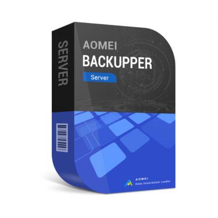 AOMEI Backupper Server - 1 Server - licenta electronica