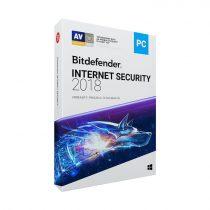 Bitdefender Internet Security 2018 3 Ani 1 PC - licenta electronica