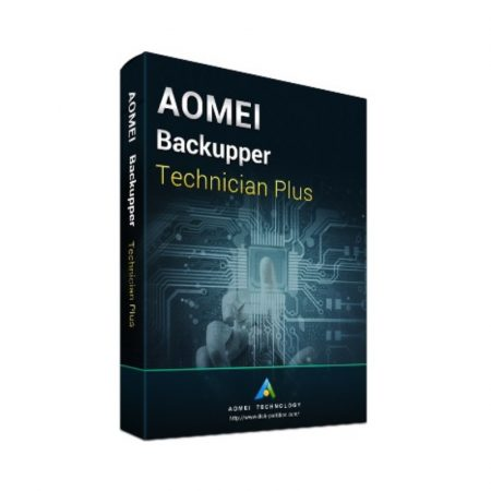 AOMEI Backupper Technician Plus - Unlimited Servers+PC  - licenta electronica