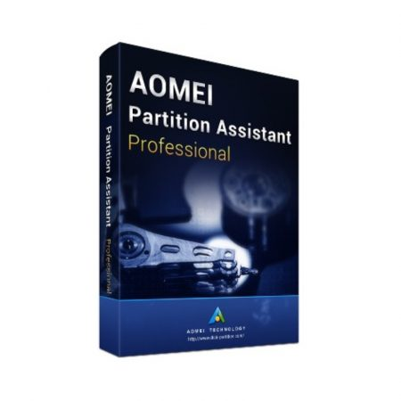 AOMEI Partition Assistant Professional + Lifetime Upgrade - 2 PC - licenta electronica