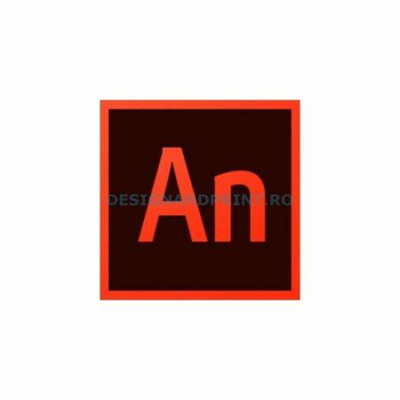 Adobe Animate CCT Multiple Platforms EU English Education Named License L1 - subscriptie anuala