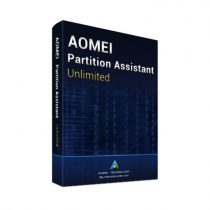 AOMEI Partition Assistant Unlimited + Lifetime Upgrade - Unlimited PC - licenta electronica