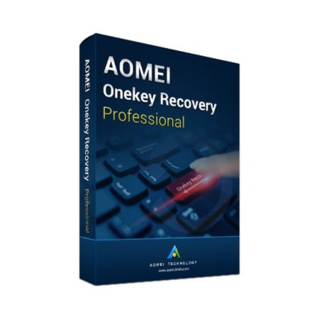 AOMEI Onekey Recovery Professional - 1 PC - licenta electronica