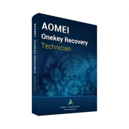 AOMEI Onekey Recovery Technician - Unlimited Servers+PC - licenta electronica