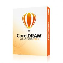 CorelDRAW Essentials 2020 Win - licenta cutie permanenta