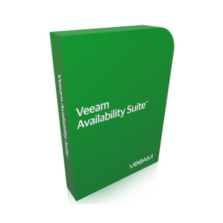 Veeam Availability Suite Enterprise + 1 year Production Support