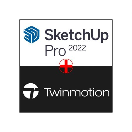 SketchUp Pro 2020 anuala + Twinmotion 2020 - pachet licente