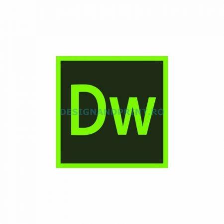Adobe Dreamweaver CCT Multiple Platforms EU English Education Named License L1 - subscriptie anuala