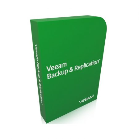Veeam Backup & Replication Standard + 1 year Basic Support