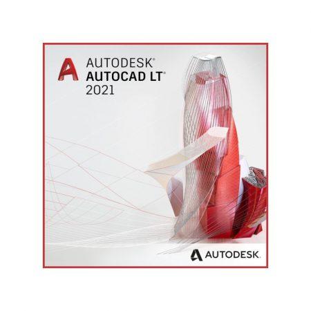Autodesk AutoCAD LT cu suport avansat - 1 utilizator  - subscriptie 1 an