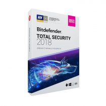 Bitdefender Total Security 2018 2 Ani 3 Dispozitive - licenta electronica