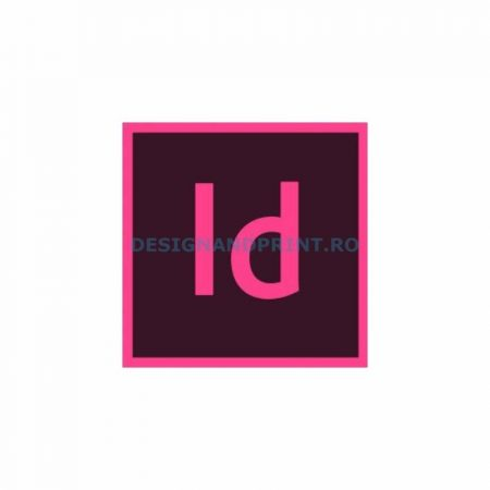 Adobe InDesign CCT Multiple Platforms EU English Education Named License L1 - subscriptie anuala