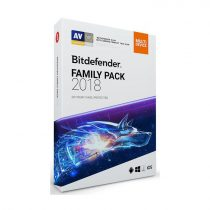 Bitdefender Family Pack 2018 1 An - licenta electronica