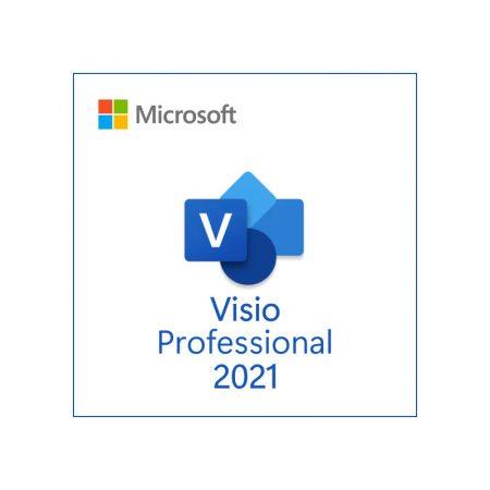 Microsoft Visio Professional 2019 - licenta permanenta