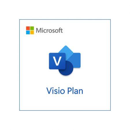 Microsoft Visio Plan 1 - subscriptie anuala