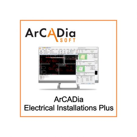 ArCADia Electrical Installations Plus - licenta permanenta