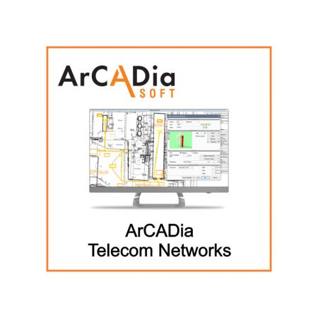 ArCADia Telecommunications Networks - licenta permanenta