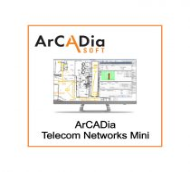 ArCADia Telecommunications Networks Mini - licenta permanenta