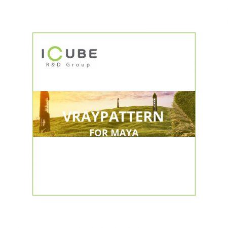 VRayPattern for Maya - licenta electronica permanenta