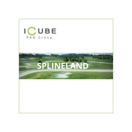 SplineLand - licenta electronica permanenta