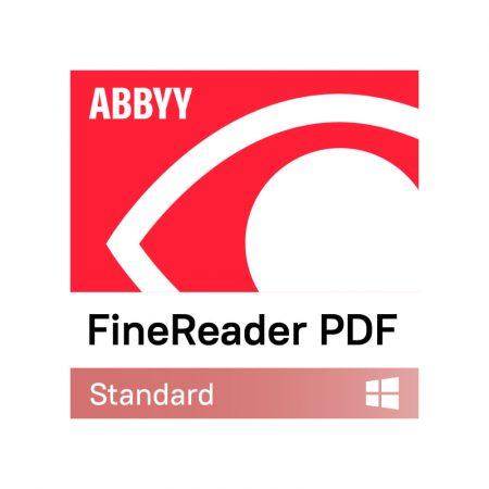 ABBYY FineReader 15 Standard - ESD