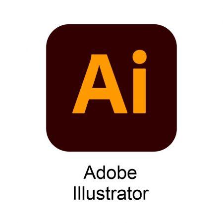 Adobe Illustrator CC for teams Multiple Platforms EU English 1 User L1 - subscriptie anuala