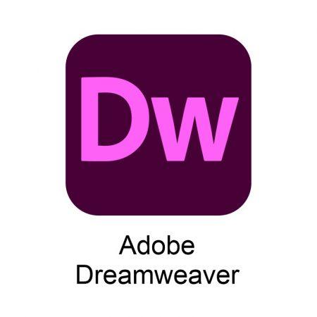 Adobe Dreamweaver CC for teams Multiple Platforms EU English 1 User L1 - subscriptie anuala