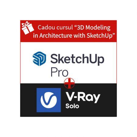 V-Ray for student/teacher - subscriptie anuala