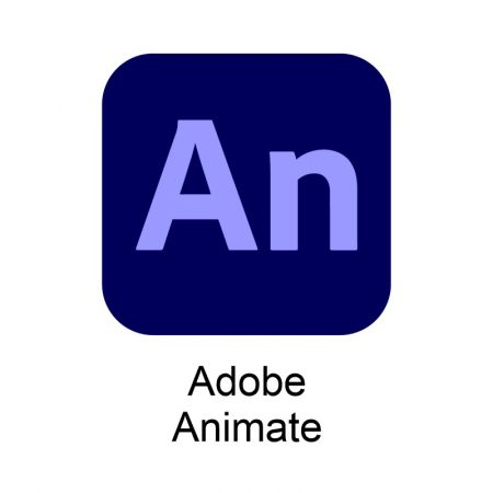 Adobe Animate CC for teams Multiple Platforms EU English 1 User L1 - subscriptie anuala