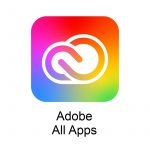 Adobe CC for teams All Apps Multiple Platforms EU English 1 User L1 - subscriptie anuala