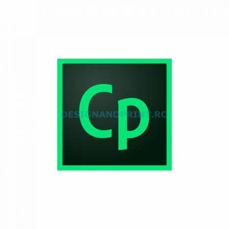 Adobe Captivate CCT Multiple Platforms EU English Education Named License L1 - subscriptie anuala