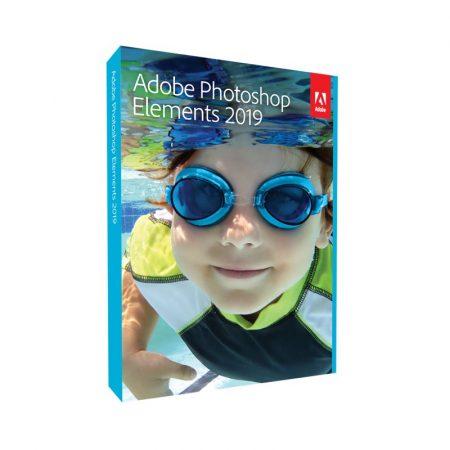 Adobe Photoshop Elements 2019 Multiple Platforms IE -  licenta permanenta