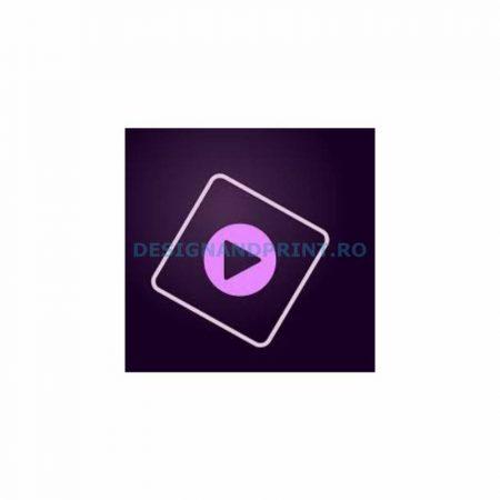 Adobe Premiere Elements 2020 Multiple Platforms IE Education License - licenta permanenta