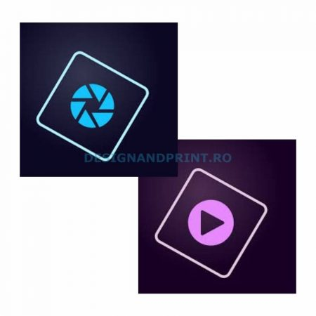 Adobe Photoshop & Premiere Elements 2020 Multiple Platforms IE Education License - licenta permanenta