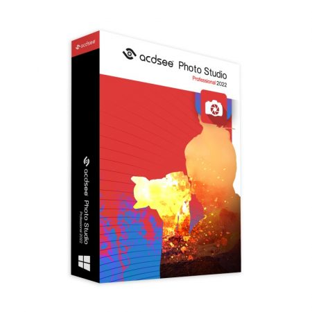 ACDSee Photo Studio Professional 2021 Upgrade - licenta electronica permanenta